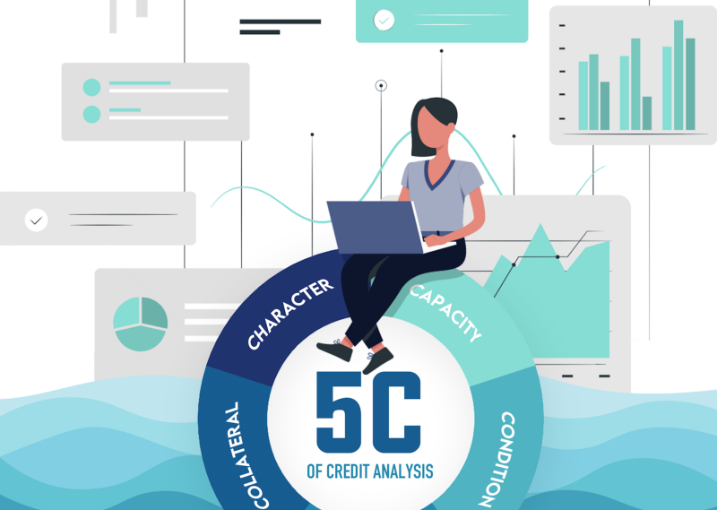 Digital Transformation of 5 Cs of Credit Analysis — New Trends in Lending 0