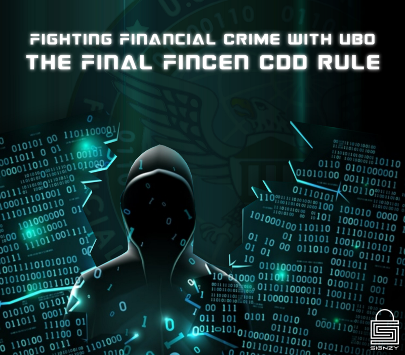 Fighting Financial Crime With UBO — The Final FinCen CDD Rule 0