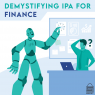 Demystifying IPA For Finance