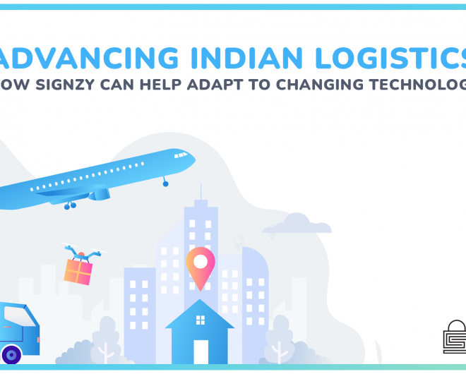 Challebges in the Logistics Industry and how signzy can help.