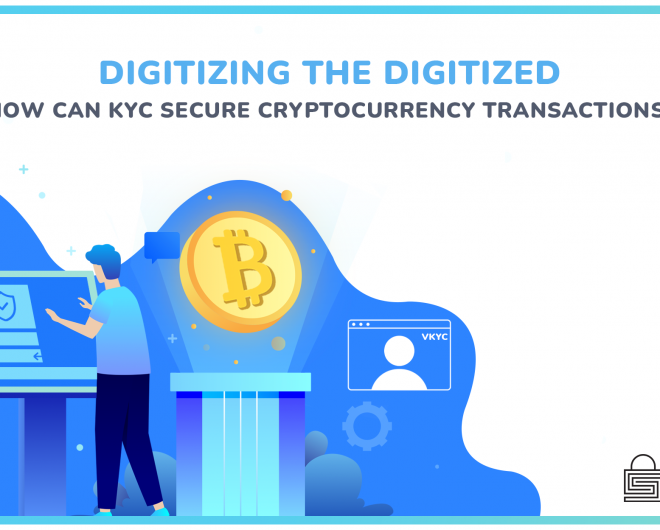 Secure cryptocurrency transactions with KYC