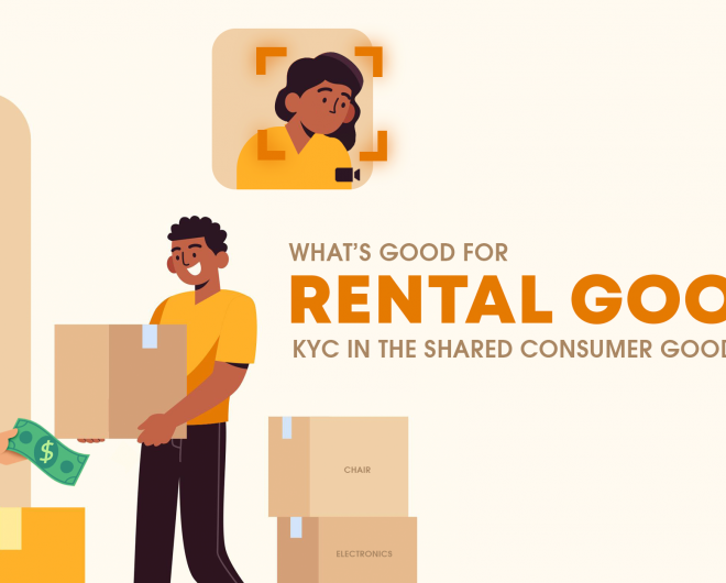 Importance of KYC in Shared Consumer Goods Industry