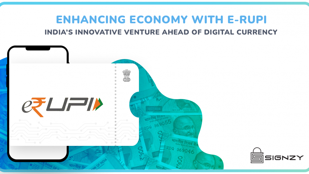 Innovative features of e-RUPI and its relation to digital currencies