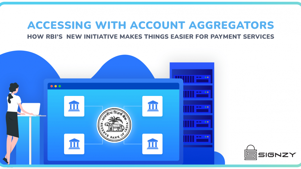 RBI and the Accoutn Aggregator initiative