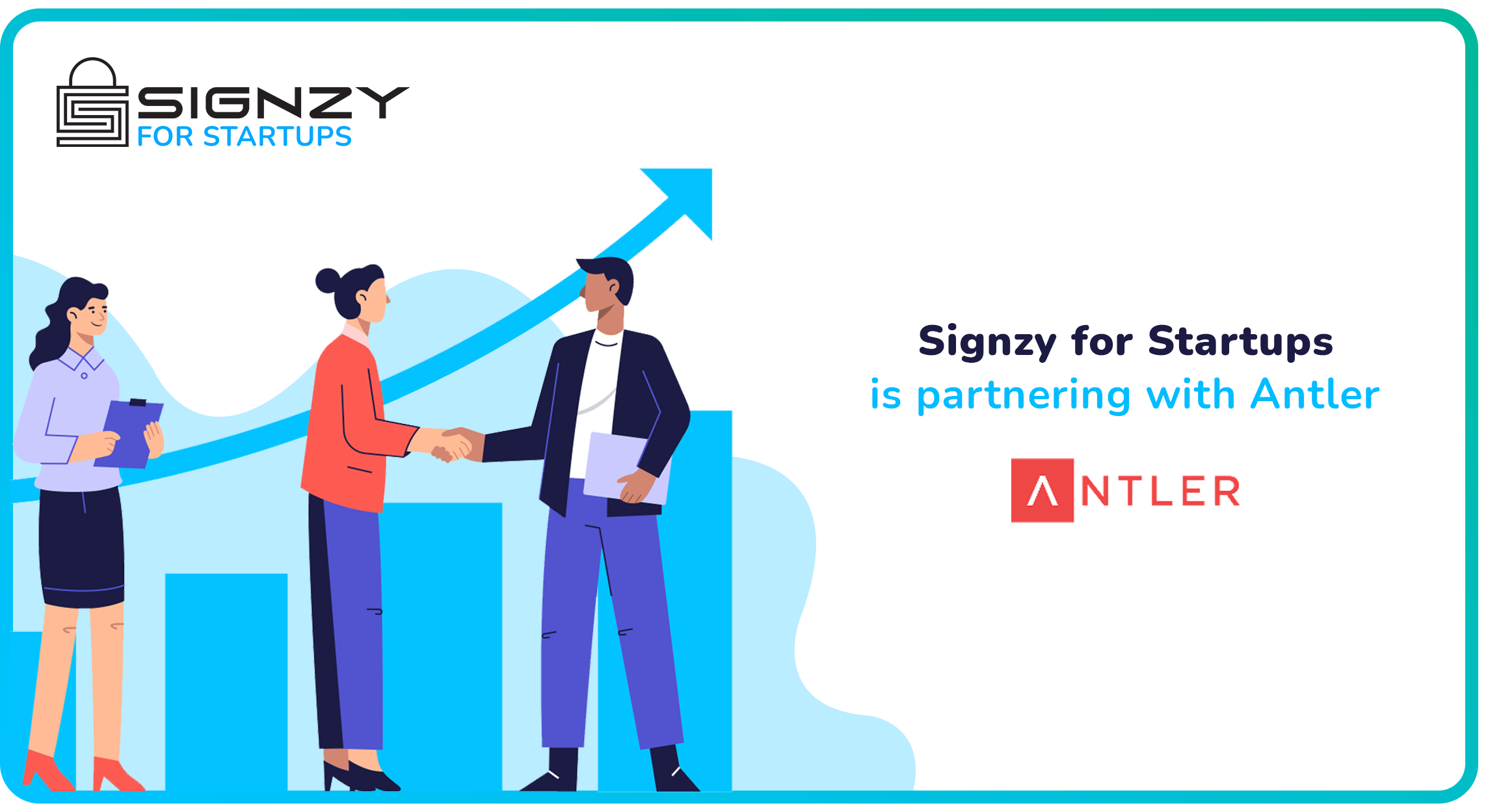 Antler and Signzy for Startups Initiative is partnering